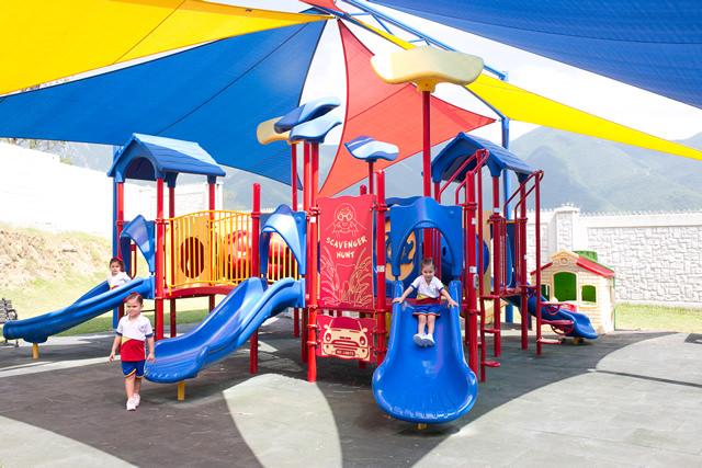 Área de juegos Kinder